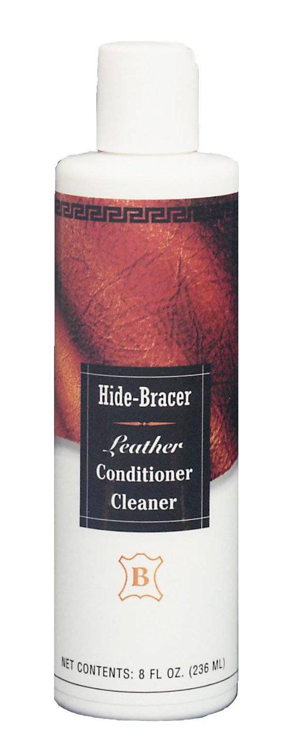 Amazon.com: Hide Bracer Leather Cleaner Conditioner extends the ...