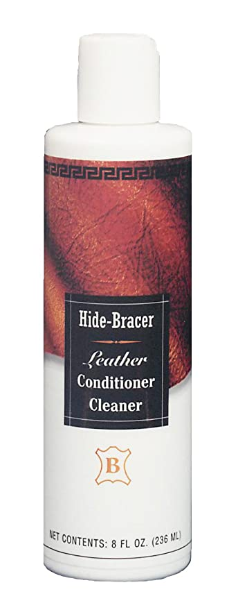 Hide Bracer Leather Cleaner Conditioner extends The Life of fine Leathers Including Upholstery Ekornes Stressless, Automotive. Use to Rejuvenate Old ...