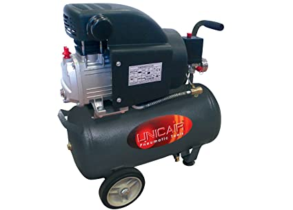 Compresor de aire UNICAIR CD-2/24L. 24 litros 2 HP