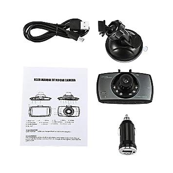 Portable HD 16: 9 LCD Visión Nocturna Cámara Altavoz de Detección de Movimiento Cámara de