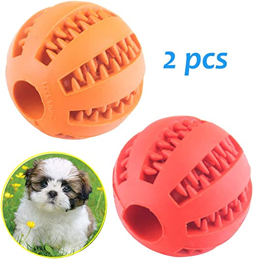 Pelota para Masticar Perro de Juguete para Mascotas, Silicona ...