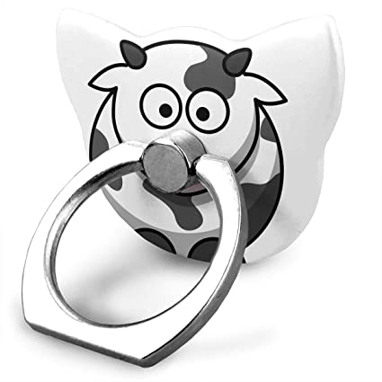 Cow Wedding Rings | Amazon Com Happy Index Cartoon Cow 360 Rotation Cell Phone Ring