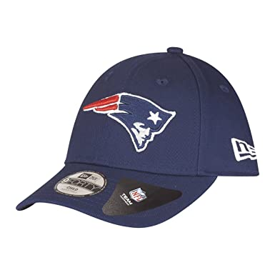 6b2be4b46c2e New Era Casquette Enfant 9FORTY Team Colour New England Patriots Bleu Marine   Amazon.fr  Sports et Loisirs