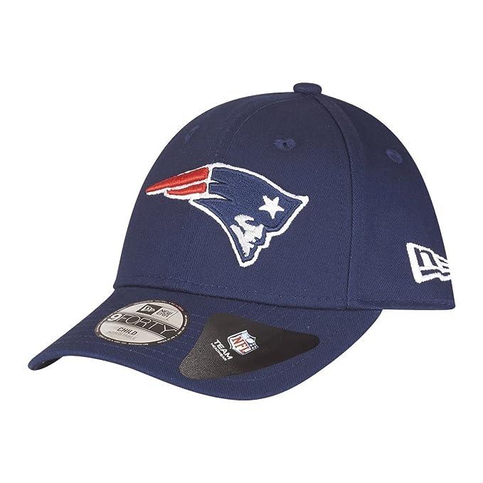 factory outlet top brands super cheap New Era Hats Kids 9FORTY New England Patriots Baseball Cap - Navy ...