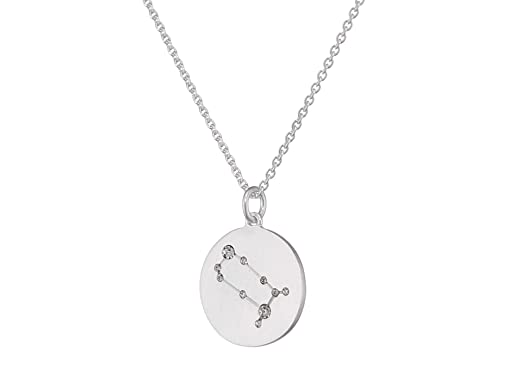 Pilgrim Women Silver Plated Pendant Necklace - 521616051 fEwu3S