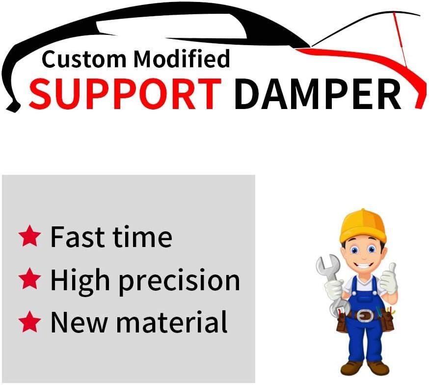 JINGLINGKJ Gas Struts for 1995-2002 Z3 Front Hood Gas Spring Lift Supports Damper Shock Absorber 2Pcs