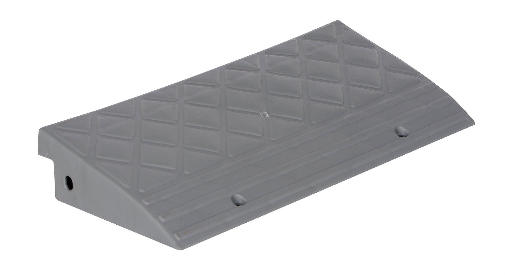 Vestil MPR-2310-G Plastic Multi Purpose Ramp, 5000 lbs Capacity, 10-1/2'' Length, 23-1/4'' Width, 3-11/16'' Height