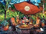 Ceaco Disney Fine Art Coleman's Paradise Jigsaw Puzzle, 1000 Piece