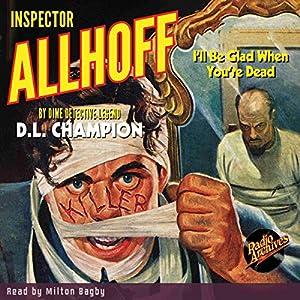 Inspector Allhoff Audiobook