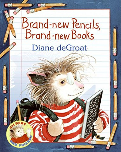 Brand New Pencils  Brand New Books  Gilbert And Friends  Paperback