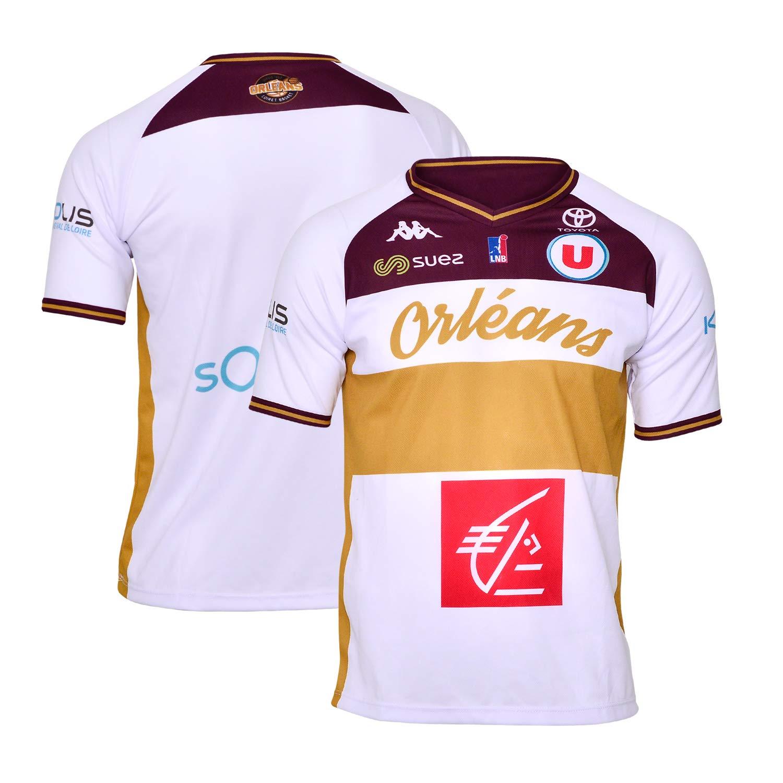 Orléans Loiret - Camiseta de Baloncesto Oficial para niño 2018 ...