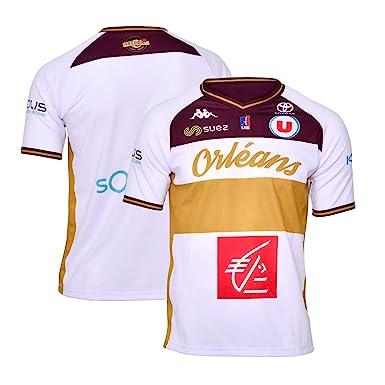 Orléans Loiret - Camiseta de Baloncesto Oficial para niño ...