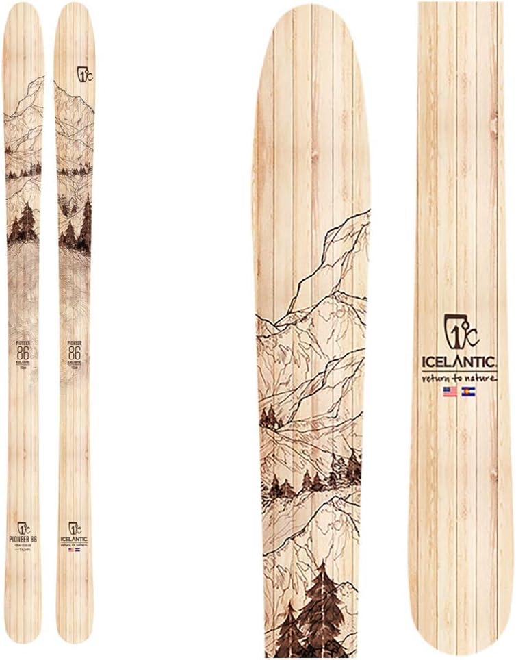 スキー板 Icelantic(アイスランティック) 19/20 Pioneer 86  166cm