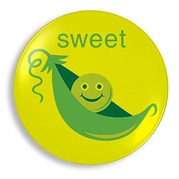 Amazon.com : Jane Jenni Set of 2 Kids Plates, Sweet Pea : Baby ...