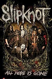 Slipknot Poster 24 x 36in