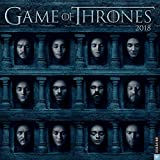 Book cover from Game of Thrones 2018 Wall Calendar by HBO