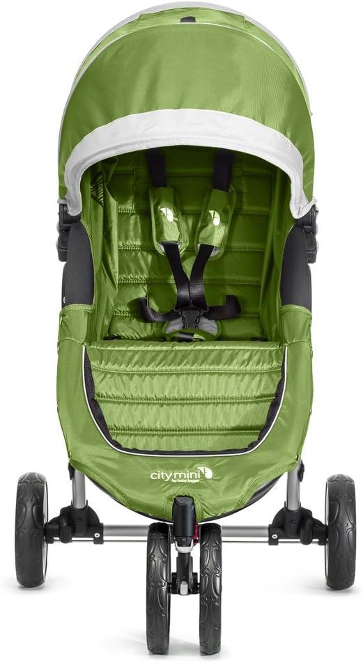 Baby Jogger City Mini 3 Silla de paseo color lima//gris
