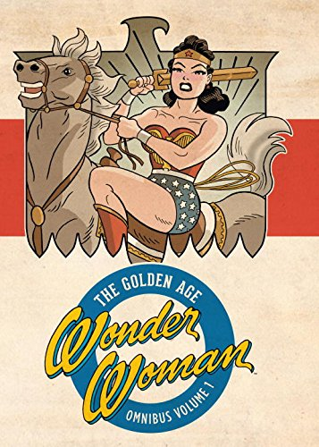 Image result for wonder woman the golden age omnibus vol. 1