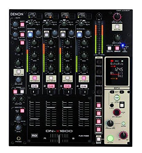 4ch dj mixers - 7