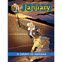 January Jones : O crânio de Mkwawa: 2