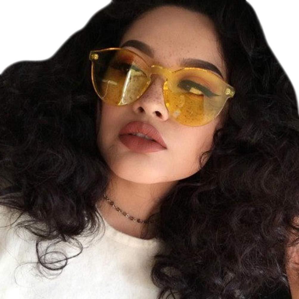 Stylische Damen Sonnenbrille Pilotenbrille Pornobrille Brille Ladies Sunglasses