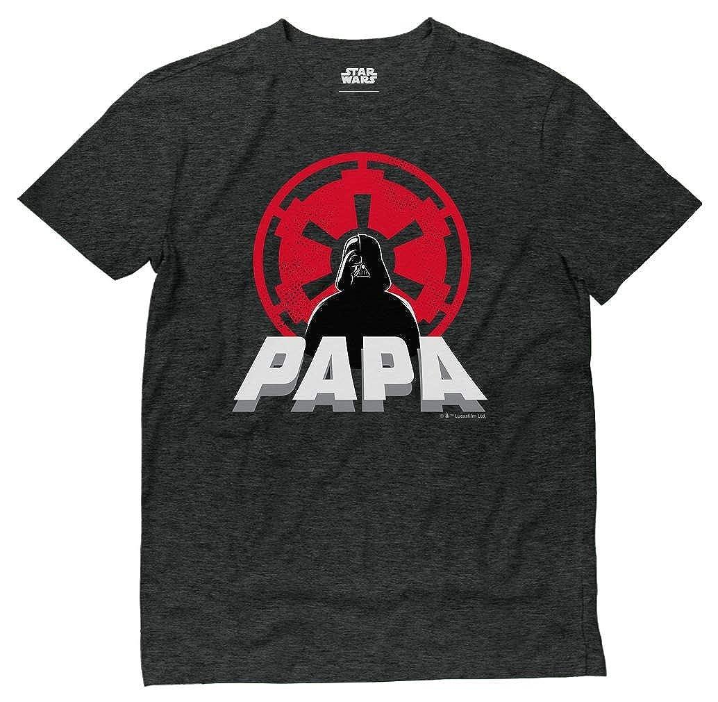 Star Wars Darth Vader Papa Shirt Galactic Empire Vader Dad/grandpa T-shirt