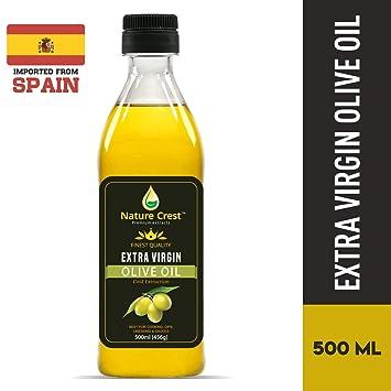 Nature Crest Extra Virgin Olive Oil, 500 ml