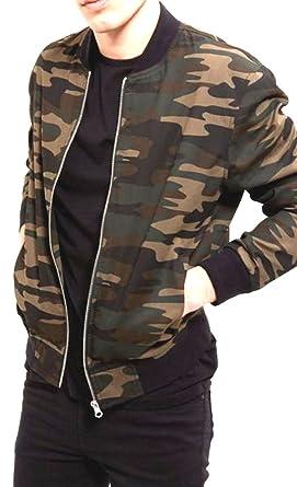 Léger Pour Camouflage Jacket Générique Bomber Été Hommes Poids U5OxnqP