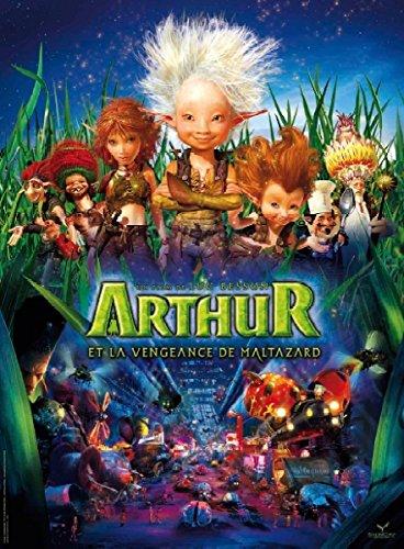 Arthur and the Revenge of Maltazard ( Arthur et la vengeance de Maltazard ) ( Arthur & the Great Adventure (Arthur 2) ) [ NON-USA FORMAT, PAL, Reg.2 Import - France ]