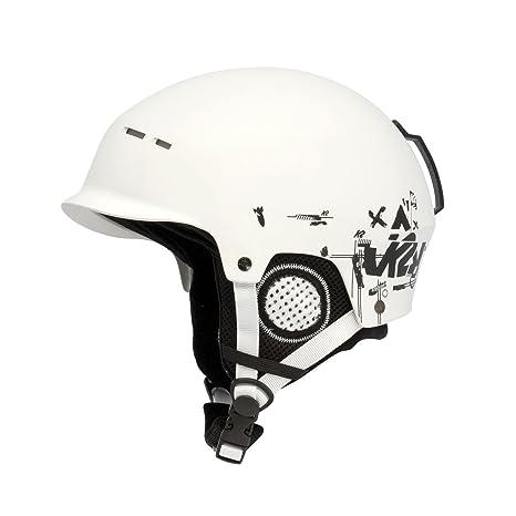 fd1024d5b9a Amazon.com  K2 Rant Helmet (White