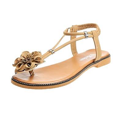 651a52395448 Challen Womens Ladies Anti Skidding Soft Sandals Slipper