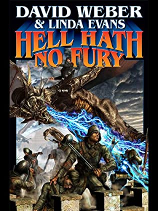 book cover of Hell Hath No Fury