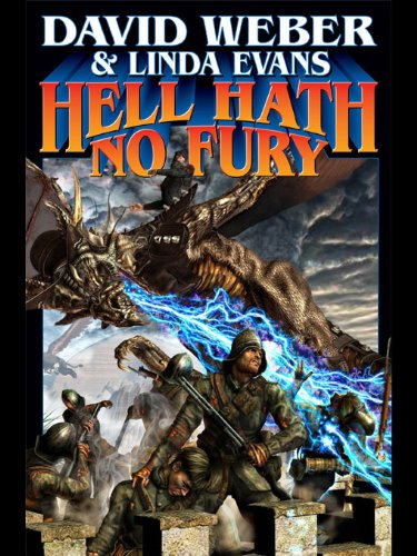 Hell Hath No Fury (Hell's Gate Book 2) (Ppi Series)