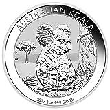 2017 AU Australia Silver Koala (1 oz) $1 Brilliant Uncirculated Perth Mint