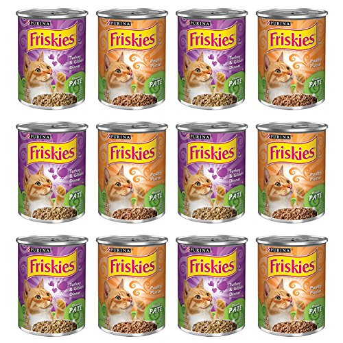 Purina Friskies Classic Canned Variety