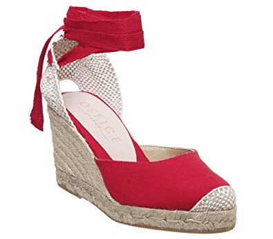 30479b5d3d9 Office Marmalade Espadrille Wedges  Amazon.co.uk  Shoes   Bags