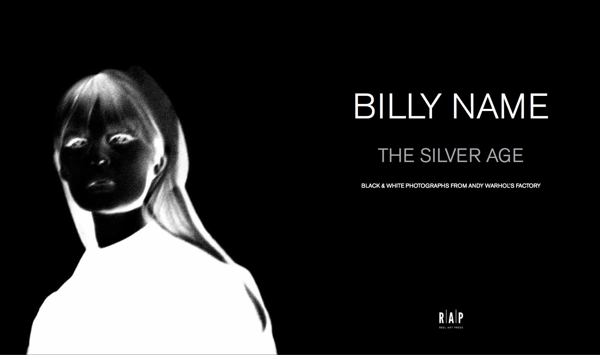 Billy name the silver age black and white photographs from andy warhols factory amazon co uk billy name john cale glenn obrien gerard malanga