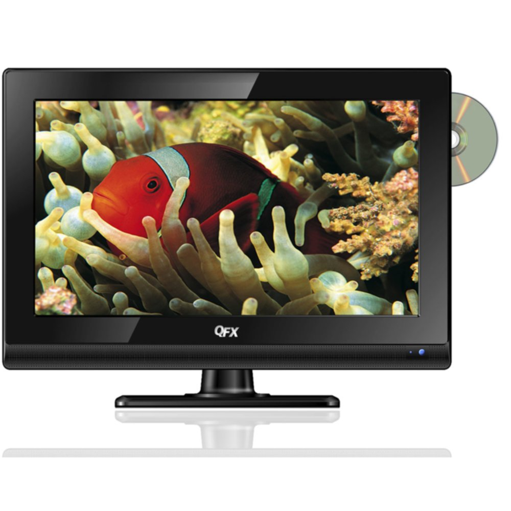 Quantum FX 15.6 LEDTV with ATSC/NTSC TV DVD Consumer Electronics