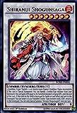 Yu-Gi-Oh! - Shiranui Shogunsaga (BOSH-EN054) - Breakers of Shadow - 1st Edition - Ultra Rare