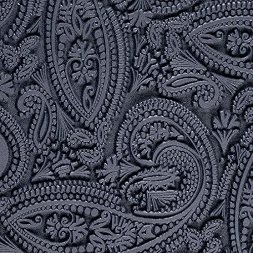 Cool Tools - Flexible Rollable Texture Tile - Mehndi Paisley
