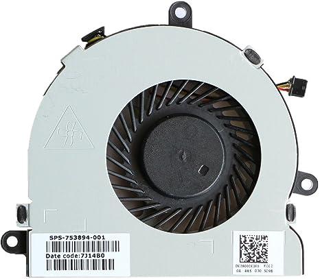 Original New For HP 15-r013ca 15-r015dx 15-r017dx 15-r018dx 15-r021nr CPU Fan