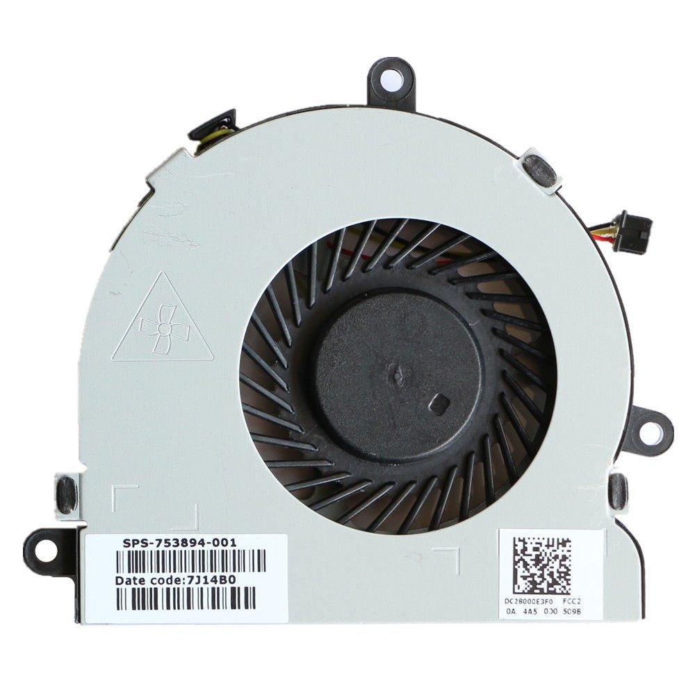Cooler para HP 15-R029wm 15-R022nr 15-R110dx 15-R174ca 15-R131wm 15-R134cl 15-R030wm 15-R081nr 15-R082nr 15-R136wm 15-R1