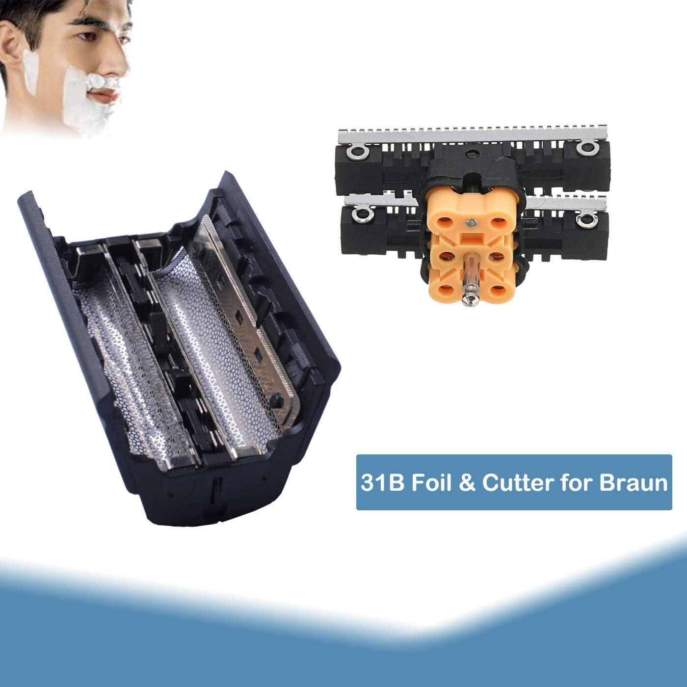 Poweka - Cuchilla de repuesto y cinta de corte para cabezales de ...