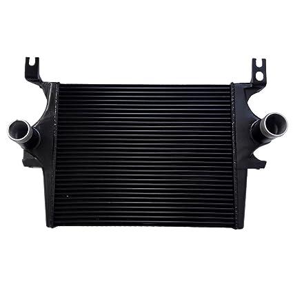 amazon com: jsd intercooler for ford 6 0l aluminum intercooler fits ford  excursion f-250 f-350 f-450 f-550: automotive