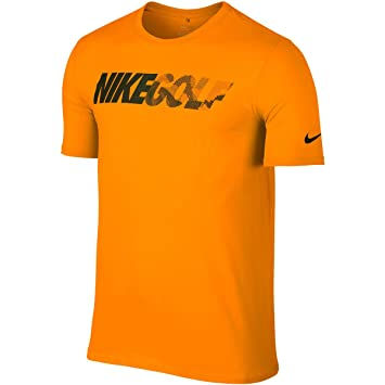 a05669319 Nike Golf Graphic Tee - Tank, Man, color Gold, size XL: Amazon.co.uk: Sports  & Outdoors