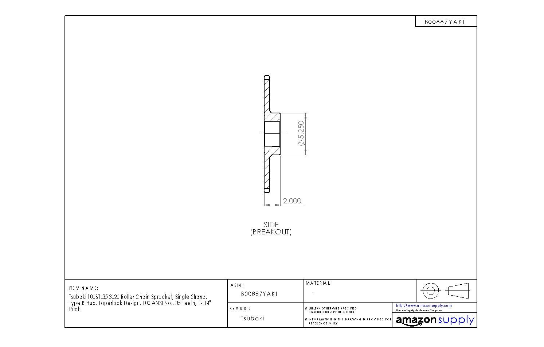 VXB Brand Japan MJC-40-ERD 5//8 inch to 18mm Jaw-Type Flexible Coupling Coupling Bore 2 Diameter:18mm Coupling Length 66 Coupling Outer Diameter:40