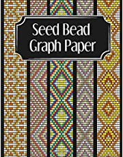 Seed Bead Graph Paper: Beading Graph Paper for designing your own unique bead patterns