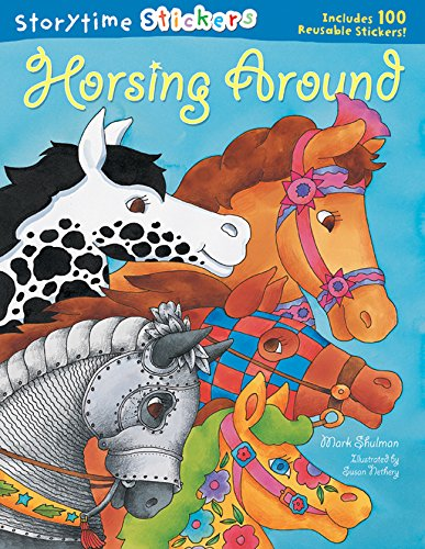 Storytime Stickers: Horsing Around ebook
