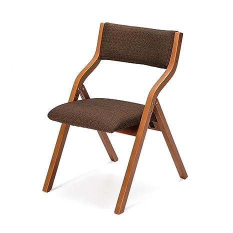 Taburete de bar sillas plegables (madera maciza mesas y ...