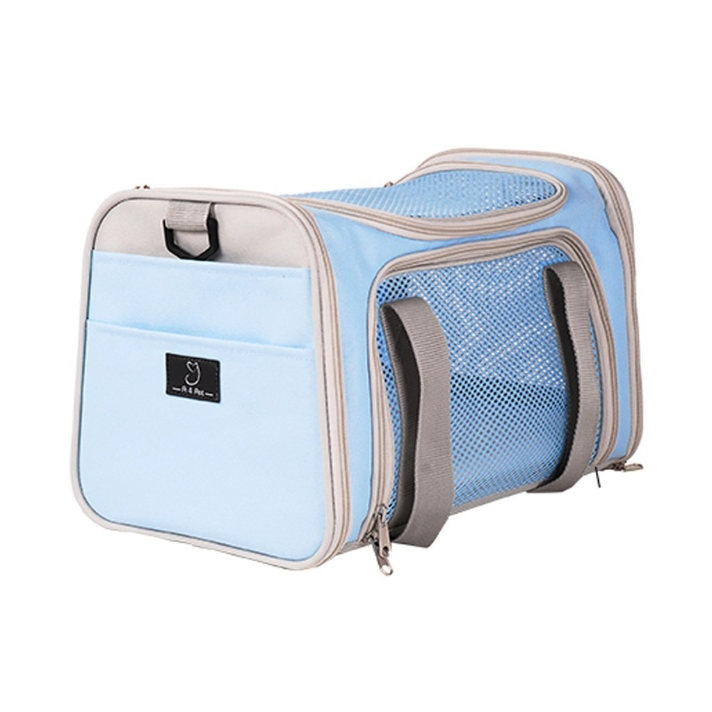 M-462828cm Pet Cage, Breathable Dog Pet Puppy Bag Backpack Backpack Backpack Cat Carrier Travel Pet Bag Bicycle, Hiking, Travel, Shopping (Size   M-46  28  28cm)